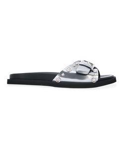 Versus | Studded Slide Sandals 35