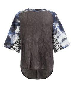 Yang Li | Multi-Printed Sleeves T-Shirt Size 50