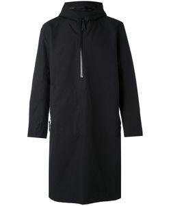 11 By Boris Bidjan Saberi   Half Zip Raincoat Men