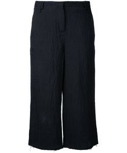 Thom Krom | Cropped Trousers Size Medium