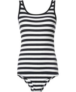 Osklen | Striped Ribbed Bodysuit Women