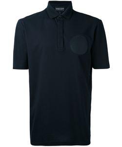 Emporio Armani | Logo Patch Polo Shirt Men