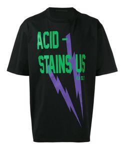 Haider Ackermann   Acid Stains T-Shirt Size Medium