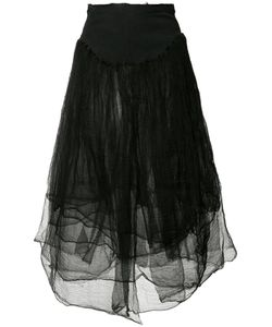 Marc Le Bihan | Distressed Tulle Skirt