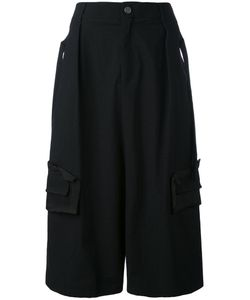 Damir Doma | Cropped Cargo Trousers Men