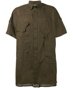 Yohji Yamamoto | Asymmetric Pocket Shirt
