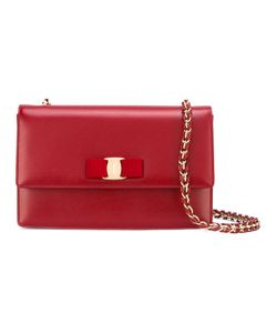 Salvatore Ferragamo | Vara Shoulder Bag Leather/Viscose
