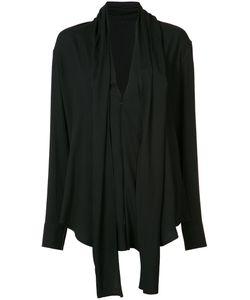 Yohji Yamamoto   Stole Long Sleeve Blouse Women