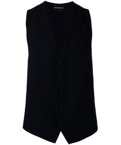 Ann Demeulemeester | Buttoned Waistcoat S