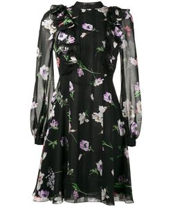 Giambattista Valli | Print Ruffle Dress Size 42