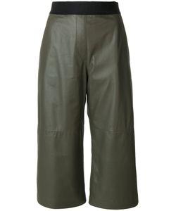 Neil Barrett | Cropped Wide Leg Trousers