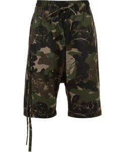 Haculla | Camouflage Print Bermuda Shorts Xl