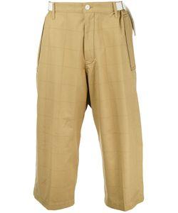 Sacai | Grid Print Trousers Size 1