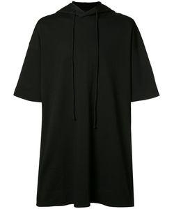 Juun.J | Hooded T-Shirt Small Cotton