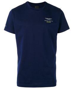 Hackett   Chest Print T-Shirt Xxl Cotton