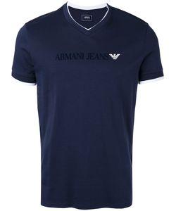 Armani Jeans | Logo T-Shirt Size Small