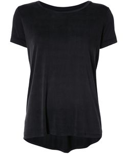 Majestic Filatures | High Low Hem T-Shirt