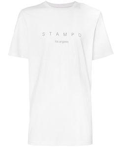 Stampd | Logo Print T-Shirt Xxl Cotton