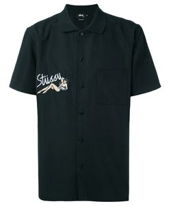 Stussy | Embroidered Patch Top Men S
