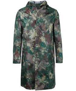 Mackintosh | Camouflage Coat 40