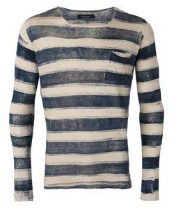 Roberto Collina | Striped Fine Knit Jumper