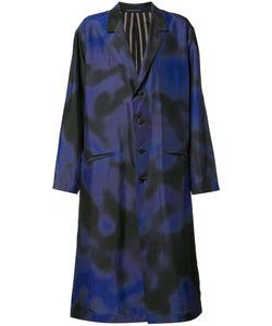 Yohji Yamamoto | Back Print Coat Size