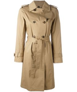 Alberto Biani   Belted Trench Coat Size 40