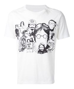 The Soloist | Sketch Print T-Shirt Size 46
