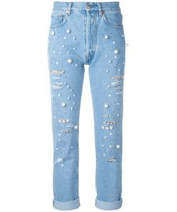 Forte Couture | Vanessa Embellished Jeans 27
