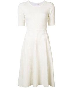A.L.C. | A.L.C. Embossed Flared Dress Xs