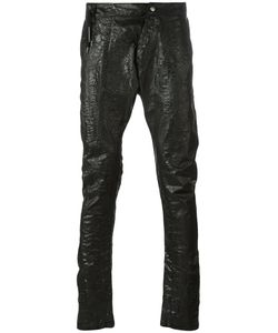 Army Of Me | Elongated Tapered Trousers Size 34