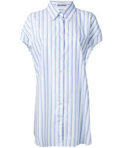 Mikio Sakabe | Elongated Stripe Shirt Size Large