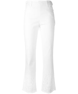 Ermanno Scervino | Embroidered Flared Trousers