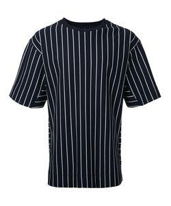 Juun.J   Striped T-Shirt 46 Cotton