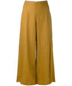 Simon Miller   Wide Leg Cropped Pants Women