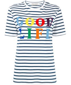 Être Cécile | Good Life Stripe T-Shirt Xs Cotton