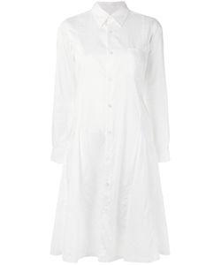 Comme Des Garçons Comme Des Garçons | Flared Shirt Dress