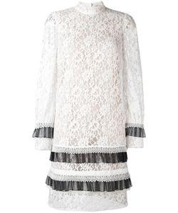 Erdem | Lace Long Sleeve Mini Dress Women