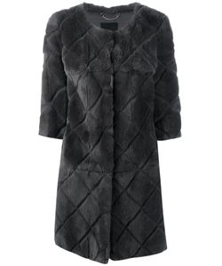 Liska   Quilted Coat Size Small