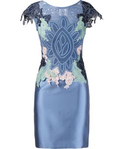 Martha Medeiros | Lace Patchwork Adna Dress Size