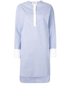 Harmony Paris | Collarless Shirt Dress Size 36