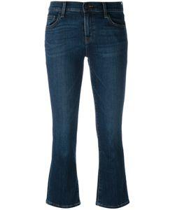 J Brand   Selena Cropped Bootleg Jeans Size 27
