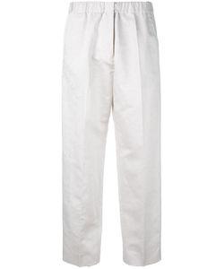 Jil Sander   Coleman Cropped Trousers