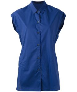 Sofie D'hoore   Loose-Fit Sleeveless Shirt Size 38