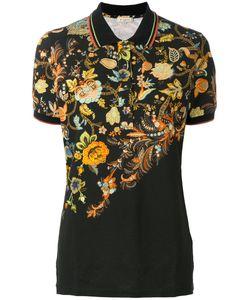 Etro | Print Polo Shirt Size 42
