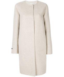 Manzoni 24 | Collarless Coat Women