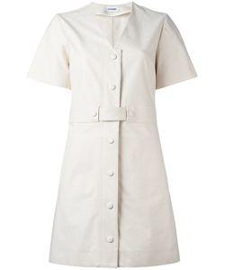 Courrèges | V-Neck Shirt Dress Size 36
