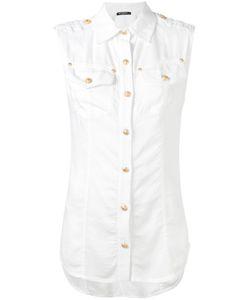 Balmain | Sleeveless Shirt 36