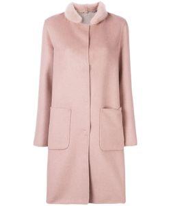 Manzoni 24 | Collar Detail Coat Women