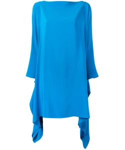 Gianluca Capannolo | Long Sleeve Flared Dress Size 42